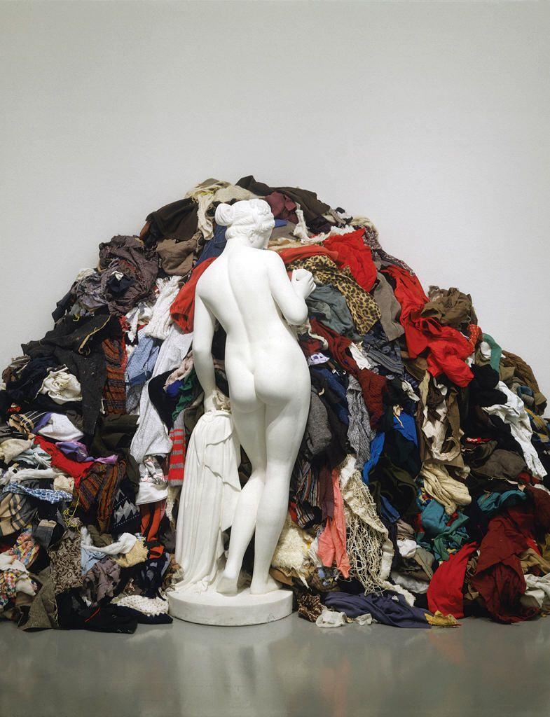 Michelangelo Pistoletto, Venus of the Rags, 1967